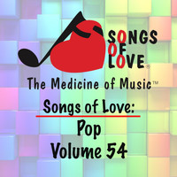 Barone - Songs of Love: Pop, Vol. 54