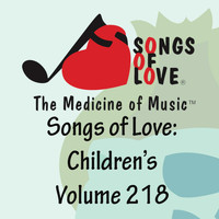 De Lima - Songs of Love: Children's, Vol. 218
