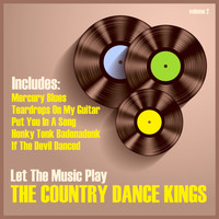 The Country Dance Kings - Let the Music Play, Vol. 2