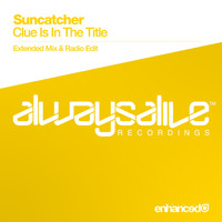 Suncatcher - Clue Is In The Title