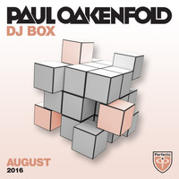 Paul Oakenfold - DJ Box August 2016