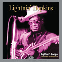 Lightnin' Hopkins - Lightnin's Boogie: Live at The Rising Sun Celebrity Jazz Club (Remastered)