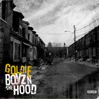 Goldie - Boyz n the Hood