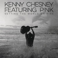 Kenny Chesney with P!nk - Setting the World On Fire