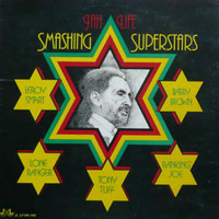 Barry Brown - Jah Life Smashing Superstars