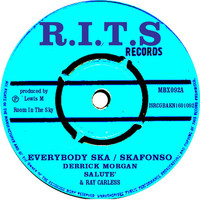 Derrick Morgan - Everybody Ska / Skafonso