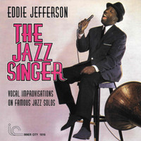 Eddie Jefferson - The Jazz Singer