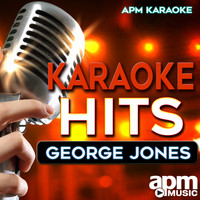 APM Karaoke - Karaoke Hits: George Jones