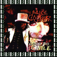 Alice Cooper - Teatro Monumental, Santiago, Chile, September 7th, 1995 (Remastered, Live On Broadcasting)