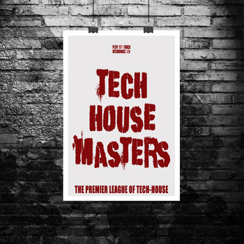 Various Artists - Tech House Masters