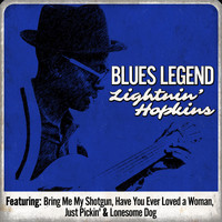 Lightnin' Hopkins - Blues Legend - Lightnin' Hopkins