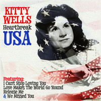 Kitty Wells - Heartbreak USA