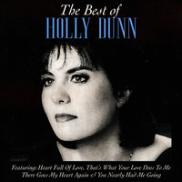 HOLLY DUNN - The Best of Holly Dunn