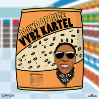 Vybz Kartel - Pound of Rice - Single