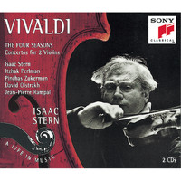 Isaac Stern - Vivaldi: The Four Seasons; Concertos for Two and Three Violins