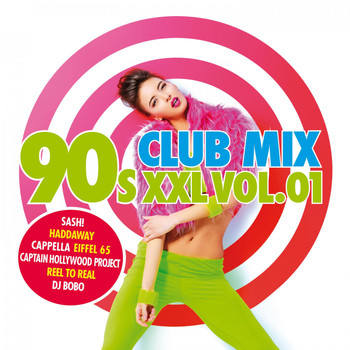 Various Artists - 90S Club Mix Xxl Vol. 1