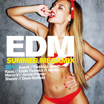 Various Artists - EDM Summer Megamix 2016