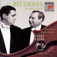 Isaac Stern - Beethoven: The Violin Sonatas