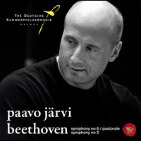 "Paavo Järvi - Beethoven: Symphonies No.6 ""Pastoral"" & No.2 (International Version)"