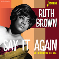 Ruth Brown - Say It Again
