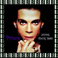 Prince - Nude Tour, 1990 (Remastered, Live On Broadcasting)