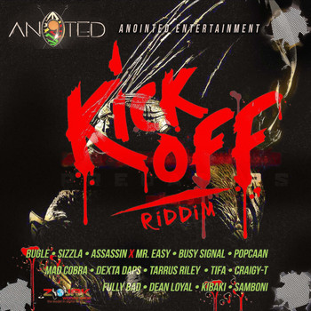 Various Artists - Kick Off Riddim
