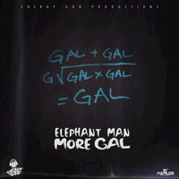 Elephant Man - More Gal - Single