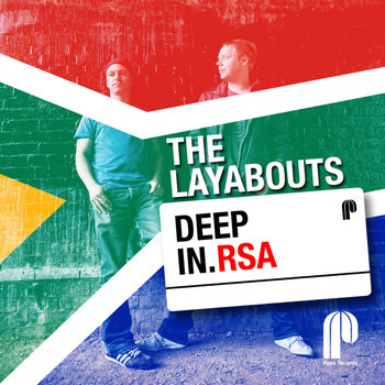 Various Artists - The Layabouts - Deep In RSA