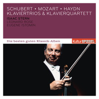 Isaac Stern - Schubert: Piano Trio No. 1 - Mozart: Piano Quartet No. 2 - Haydn: Piano Trio No. 10