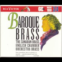 The Canadian Brass - Baroque Brass, Basic 100 Vol.34