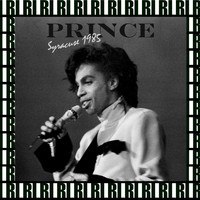 Prince - Carrier Dome, Syracuse, New York, March 30th, 1985 (Remastered, Live On Broadcasting)