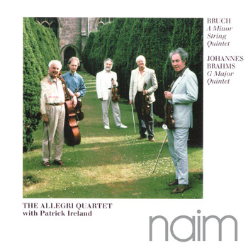 Allegri String Quartet - The Allegri Quartet - With Patrick Ireland