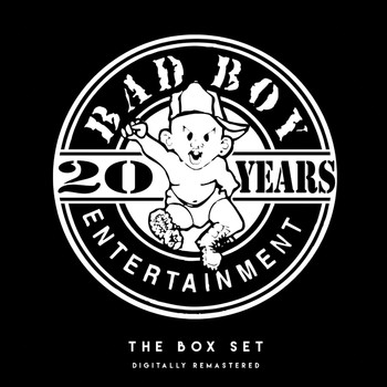 Various Artists - Bad Boy 20th Anniversary Box Set Edition (Explicit)