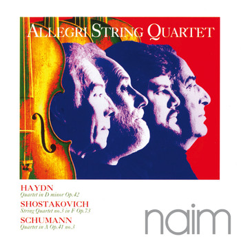 Allegri String Quartet - Haydn: Quartet in D Minor - Shostakovich: String Quartet No. 3 - Schumann: Quartet in A