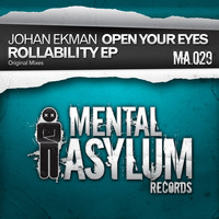 Johan Ekman - Rollability / Open Your Eyes EP