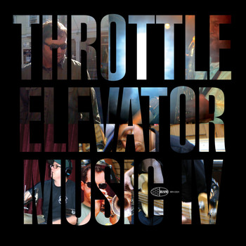Throttle Elevator Music & Kamasi Washington - Throttle Elevator Music IV