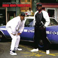 Boogie Down Productions - South Bronx Teachings: A Collection of Boogie Down Productions