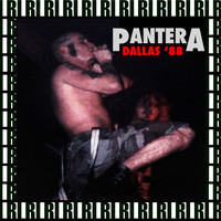 Pantera - The Basement, Dallas, Tx. December 20th, 1988 (Remastered, Live On Broadcasting)