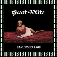 Great White - Sdsu Open Air Theatre, San Diego, Ca. July 9th, 1989 (Remastered, Live On Broadcasting)