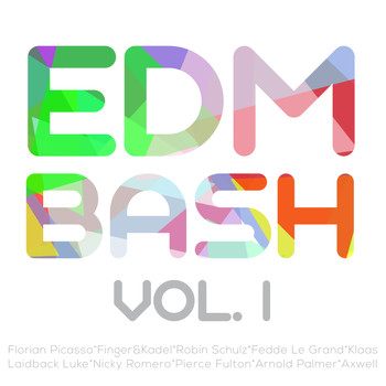 Various Artists - EDM Bash, Vol. 1