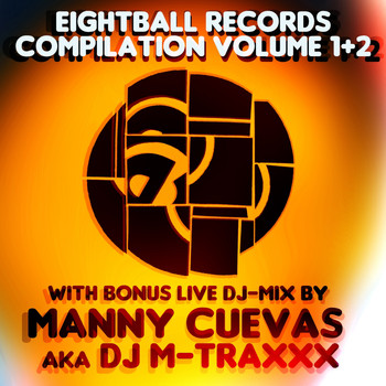Various Artists - Eightball Records Compilation, Vol. 1+2