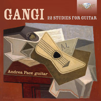 Andrea Pace - Gangi 22 Studies for Guitar