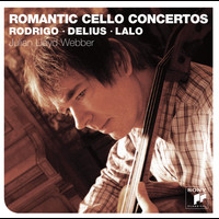 Julian Lloyd Webber - Romantic Cello Concertos