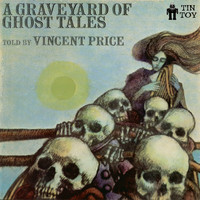Vincent Price - A Graveyard of Ghost Tales