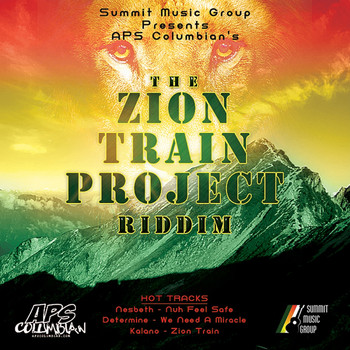 Various Artists - The Zion Train Project