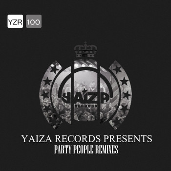 Christian Baez - Party People Remixes