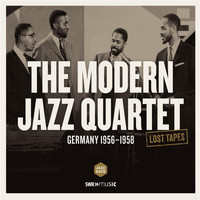 Modern Jazz Quartet - Lost Tapes: The Modern Jazz Quartet