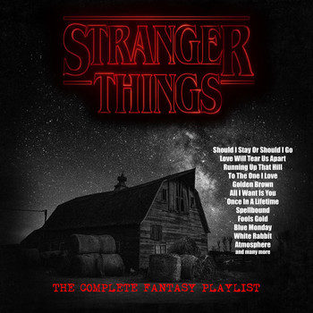 Various Artists - Stranger Things - The Complete Fantasy Playlist