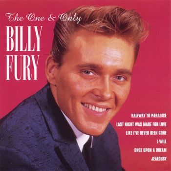 Billy Fury - The One and Only