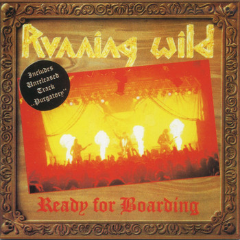 Running Wild - Ready For Boarding (Explicit)